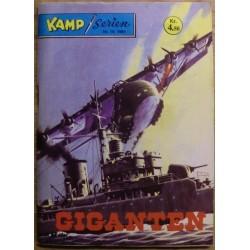 Kamp-Serien: 1981 - Nr. 15 - Giganten