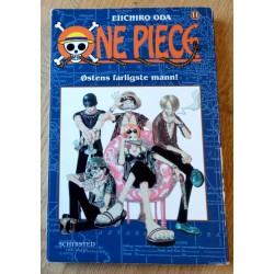 One Piece - Nr. 11 - Østens farligste mann!