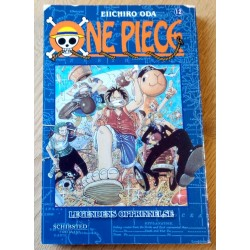 One Piece - Nr. 12 - Legendens opprinnelse