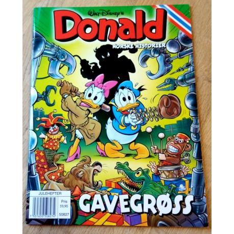 Donald - Norske historier - Gavegrøss