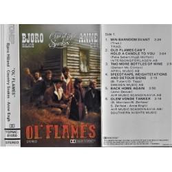 Ol' Flames- Bjøro Håland- Country Snakes