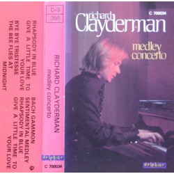 Richard Clayderman- Medley Concerto