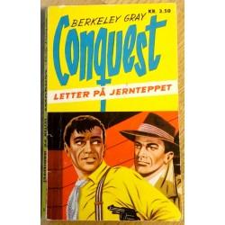 Conquest: Nr. 39 - Letter på jernteppet