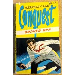 Conquest: Nr. 11 - Ordner opp