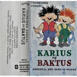 karius og Baktus- Thorbjørn Egner