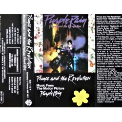 Prince and the Revoltion- Purple Rain