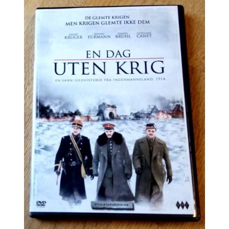 En dag uten krig (DVD) O'Briens Retro & Vintage