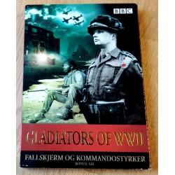 Gladiators of WWII - Fallskjerm og kommandostyrker (DVD)