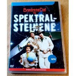 Brødrene Dal og Spektralsteinene (DVD)