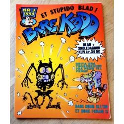 Bare Kødd - 1994 - Nr. 3 - Et Stupido-blad