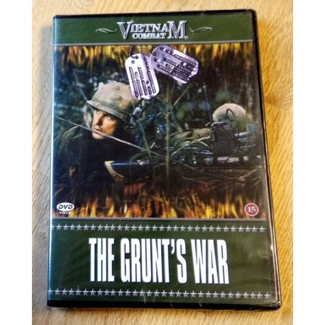 Vietnam Combat - The Grunt's War (DVD)