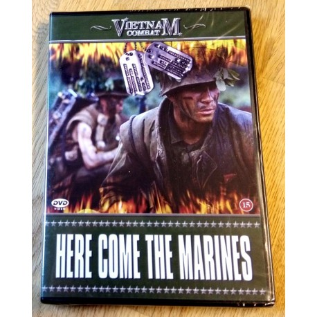 Vietnam Combat - Here Comes The Marines (DVD)