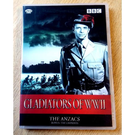 Gladiators of WWII - The Anzacs (DVD)