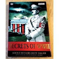 Secrets of WWII - Adolf Hitlers siste dager (DVD)