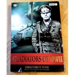 Gladiators of WII - Ørkenrottene (DVD)