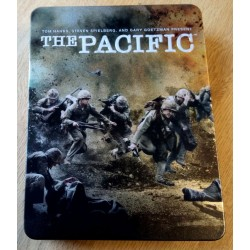 The Pacific - I flott metallboks (DVD)