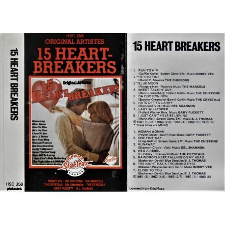 15 Heart breakers