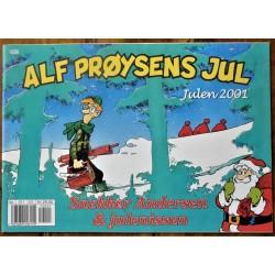 Alf Prøysens jul - Julen 2001