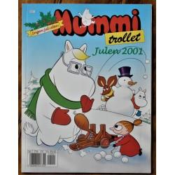 Mummitrollet- Julen 2001