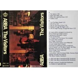 ABBA- The Visitors