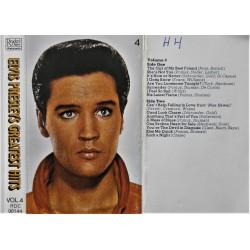 Elvis Presley- Greatest Hits- Vol. 4