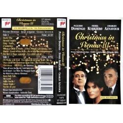 Kyrkjebø/Domingo/Aznavour- Christmas in Vienna