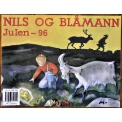 Nils og Blåmann- Julen 1996