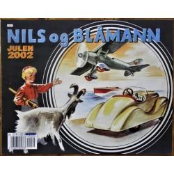 Nils og Blåmann- Julen 2002