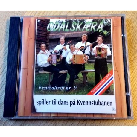 Odalskæra - Spiller til dans på Kvennstubanen (CD)