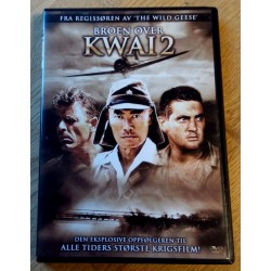 Broen over Kwai 2 (DVD)