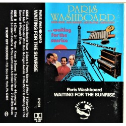Paris Washboard- Waiting for the sunrise