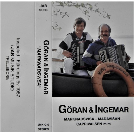 Göran & Ingemar- Marknadsvisa