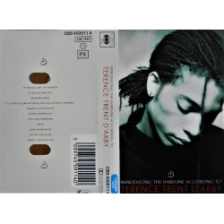 Terence Trent D'Arby- Introducing the hardline according to