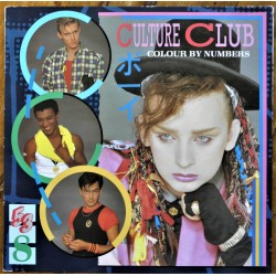 (LP) Culture Club- Colour by numbers