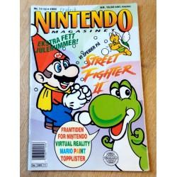 Nintendo Magasinet - 1992 - Nr. 11-12 - Ekstra fett julenummer!