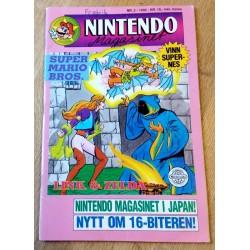 Nintendo Magasinet - 1992 - Nr. 3 - Link & Zelda