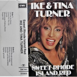 Ike & Tina Turner- Sweet Rhode Iskand Red
