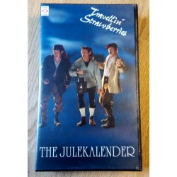 Travellin' Strawberries: The Julekalender (VHS)