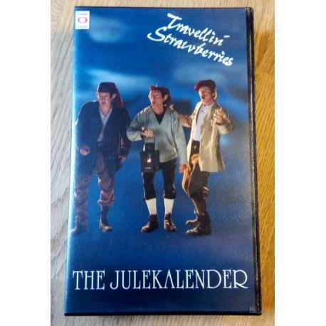 Travellin' Strawberries: The Julekalender (VHS)