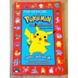 The Official Pokemon Handbook by Maria S. Barbo