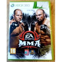 Xbox 360: EA Sports MMA