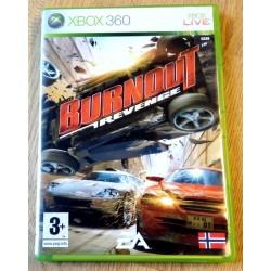 Xbox 360: Burnout Revenge (EA Games)