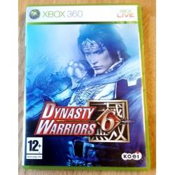 Xbox 360: Dynasty Warriors 6 (Koei)