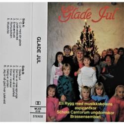 Glade Jul- Eli Rygg med kor