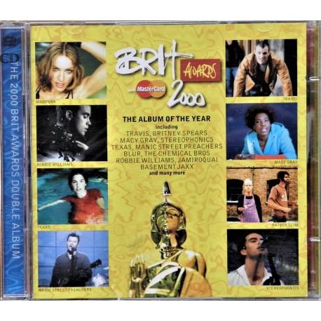 (2 X CD) Britt Awards 2000