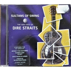 (CD)-The Very Best of Dire Straits