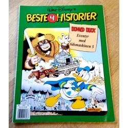 Beste historier - Nr. 4 - Eventyr med tidsmaskinen 5