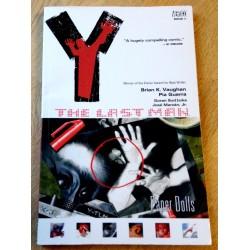 Vertigo Book 7 - Y - The Last Man - Paper Dolls