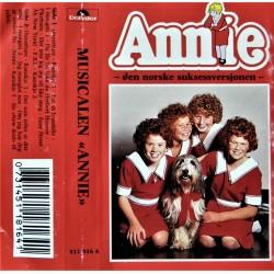 """Musicalen """"Annie"""""""
