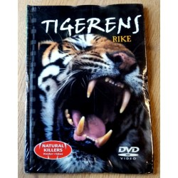 Rovdyr i fokus - Nr. 3 - Tigerens rike (DVD)